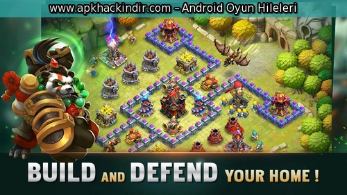 Clash of Lords 2: New Age hile apk