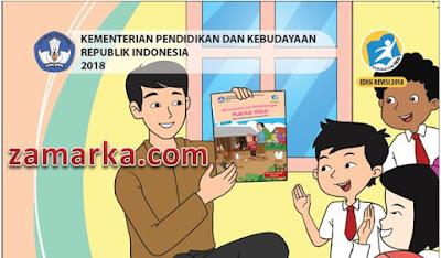 Download Buku Guru dan Siswa Revisi 2018 Kelas 3 SD/ MI Kurikulum 2013 (K-13)