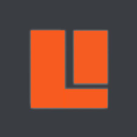 Voyager Linux Live Logo