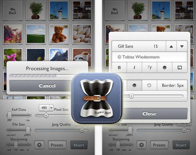 批量調整 iPhone / iPad 照片尺寸大小 - Reduce
