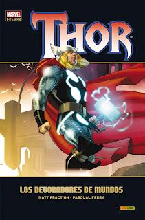 Thor 5. Los Devoradores de Mundos