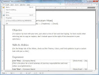 Microsoft Word Viewer screen 2