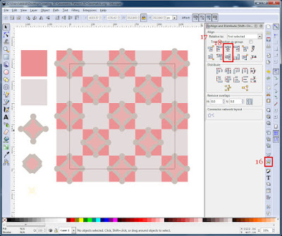 Placing Objects onto a Grid