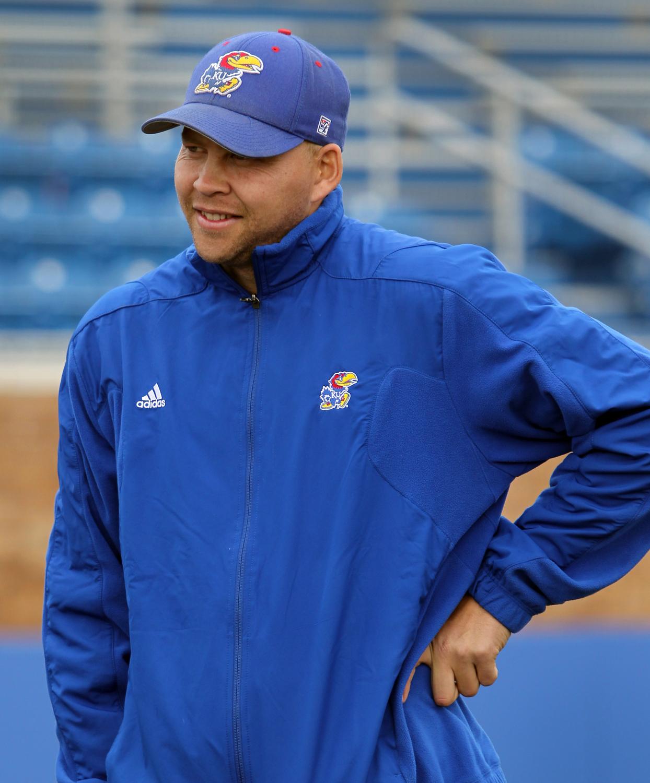 Kansas Baseball: Meet the New Coaches