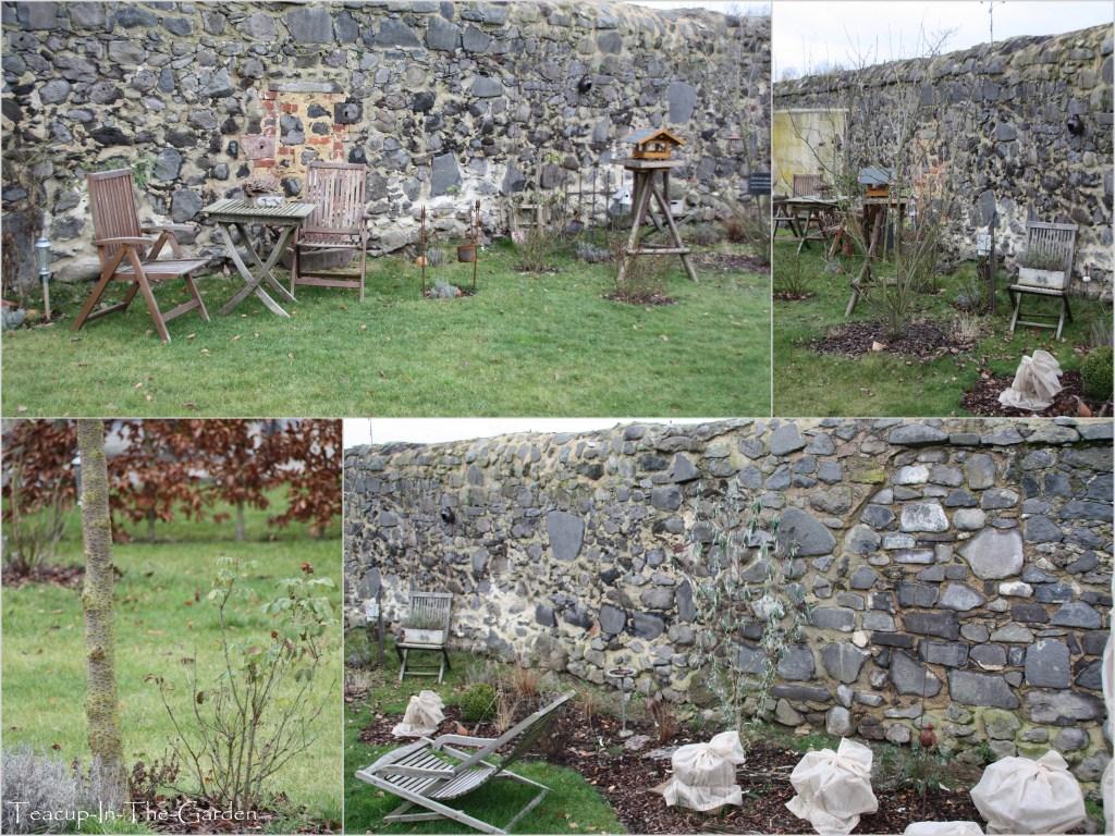 teacup in the garden der garten im februar. Black Bedroom Furniture Sets. Home Design Ideas