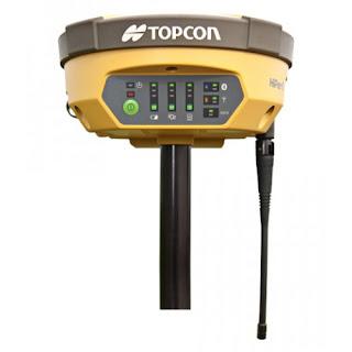 GPS Geodetik Topcon Hiver V