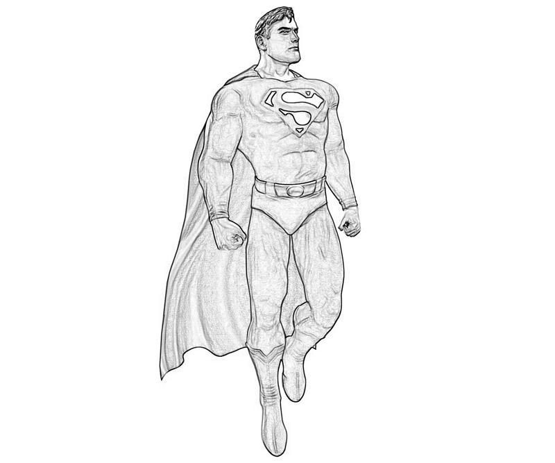 Superman Superman Profil