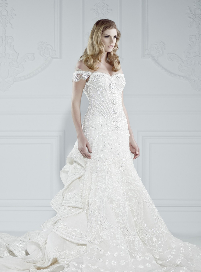 Michael Cinco Bridal Collection + My Dress of the Week - Belle The ...