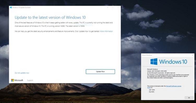 Tải về Windows 10 Creators Update bằng công cụ hỗ trợ từ Microsoft
