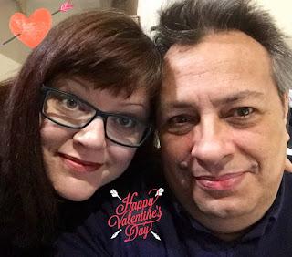 Happy Valentine's Day from Padrone Marco and Michelle Fegatofi!