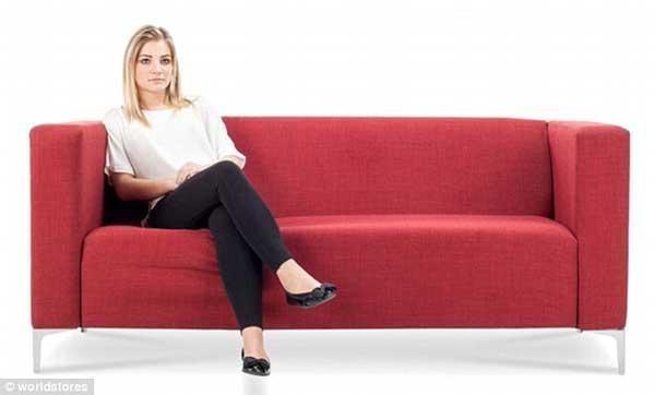 Lenguaje corporal al sentarse