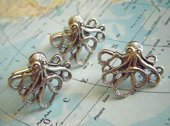 Everything Coastal Octopus Coastal Home Decor