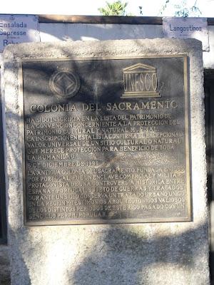 Colonia del Sacramento; Uruguai; turismo América Latina; Porton de Campo; Bairro histórico