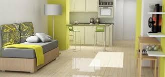 Al alcance de un click ideas para decorar un monoambiente for Cocina sala y comedor un solo ambiente
