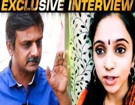 Interview with Thirumurugan Gandhi Exclusive