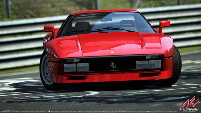 Aspetto Corsa lanza su 70th Anniversary Pack de Ferrari