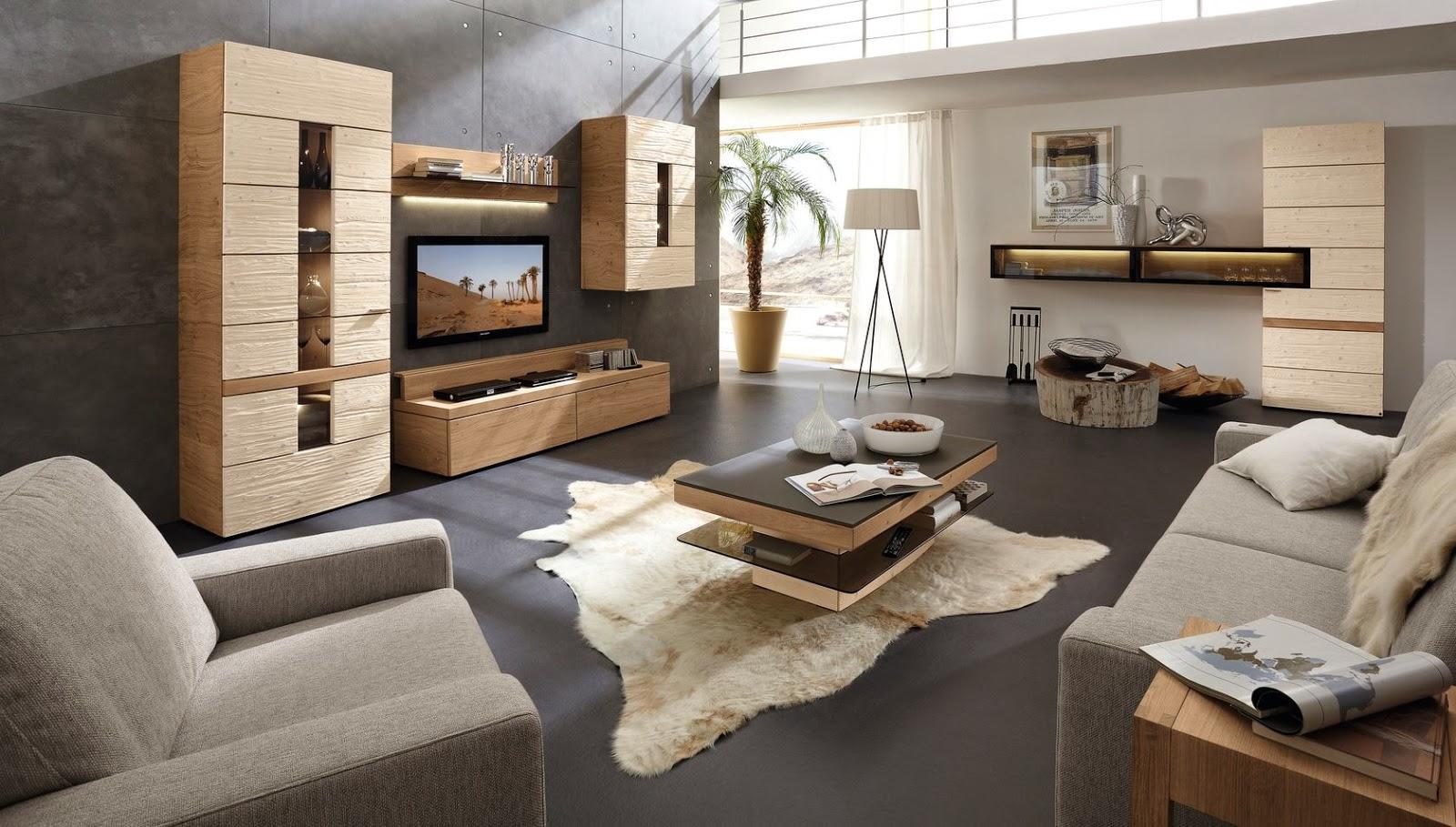 salon moderne de luxe