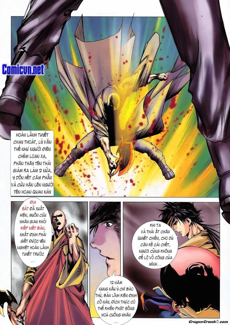 Lục Đạo Thiên Thư chap 21 - Trang 25