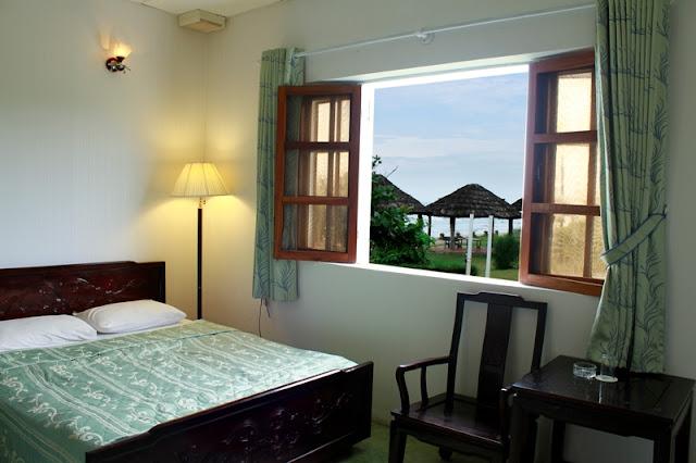 Phòng ngủ khu resort