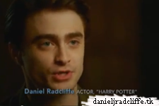 Updated: promo videos: Daniel Radcliffe discussing classic films: TCM's Great Adaptions