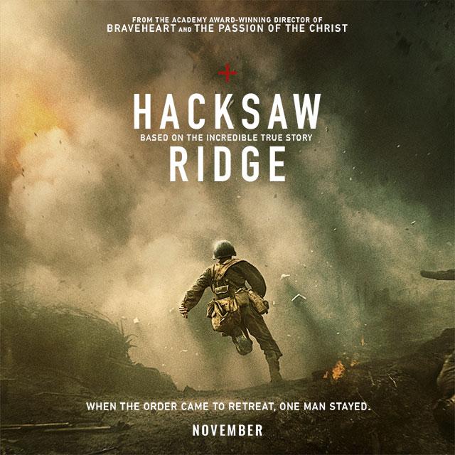 Mengintip Gantengnya Andrew Garfield di Film Hacksaw Ridge