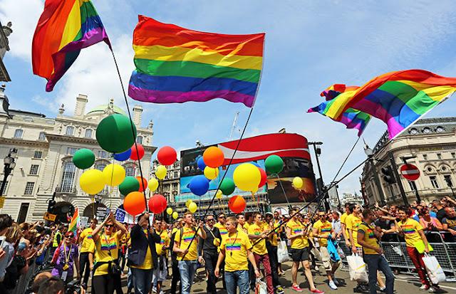 Parada Gay em Londres