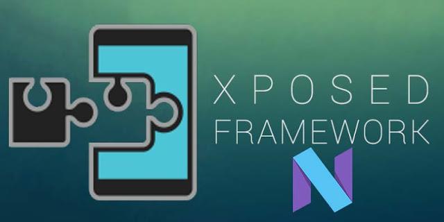 Cara Install Xposed Installer di Android Nougat (7.1.2) via MAGISK