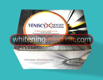 Veniscy Nexgen Prowhite, Veniscy 50000, Veniscy Whitening Injection, Harga Veniscy Nexgen Prowhite, Veniscy Nexgen Prowhite Murah, Jual Veniscy