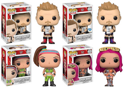 WWE Pop! Series 7 Vinyl Figures by Funko