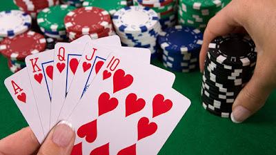 metode gertakan pada poker
