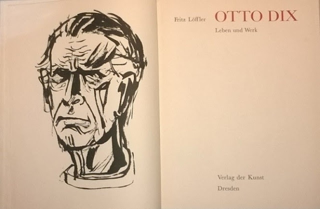 Otto dix briefe letters introduction by ulrike lorenz critical 175 front cover of otto dix life and work by fritz lffler in the 1960s fandeluxe Gallery