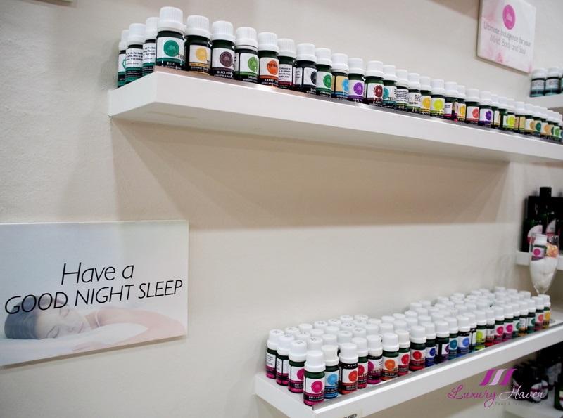 nila aromatherapy bar pure essential oils sale