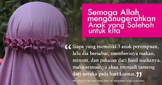 Mendidik Memuliakan Menyayangi Anak Perempuan Dalam Islam