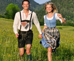 Dirndl Dress Shoes