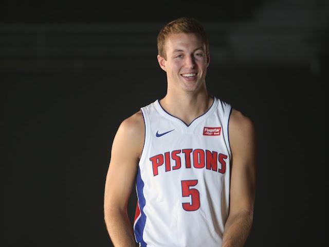 Luke Kennard   PistonsFR, actualité des Detroit Pistons en France