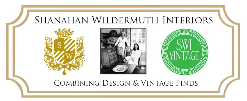 Shanahan Wildermuth Interiors' Blog
