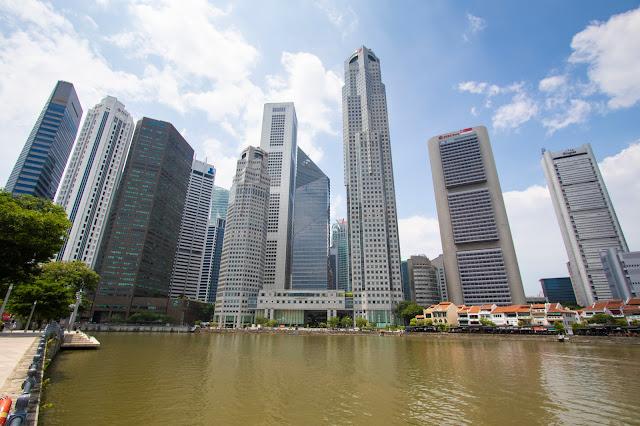 Padang (quartiere coloniale)-Singapore