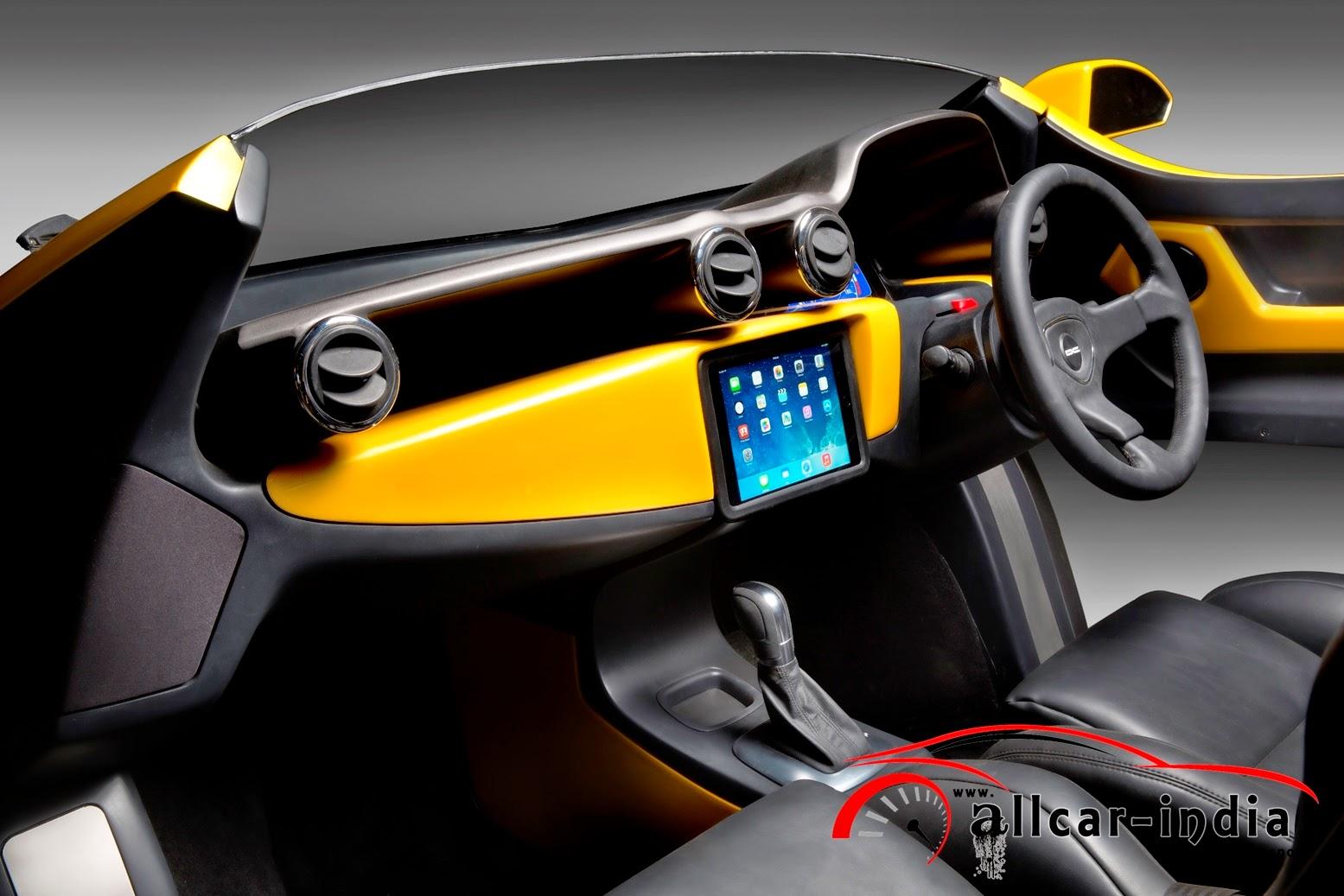 Dc Tia Hatchback Unveiled Automotive Wheel