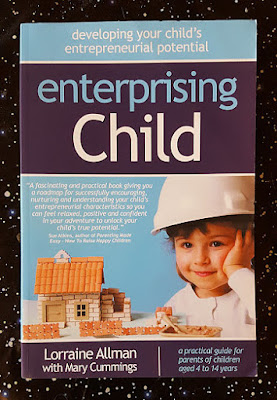 Enterprising Child book review (a book for parents).