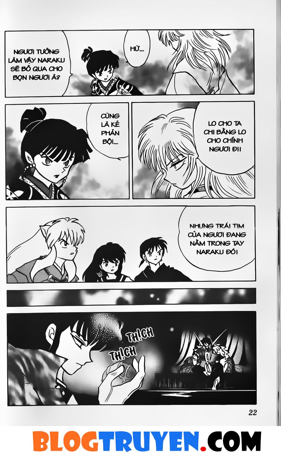 Inuyasha vol 38.1 trang 20