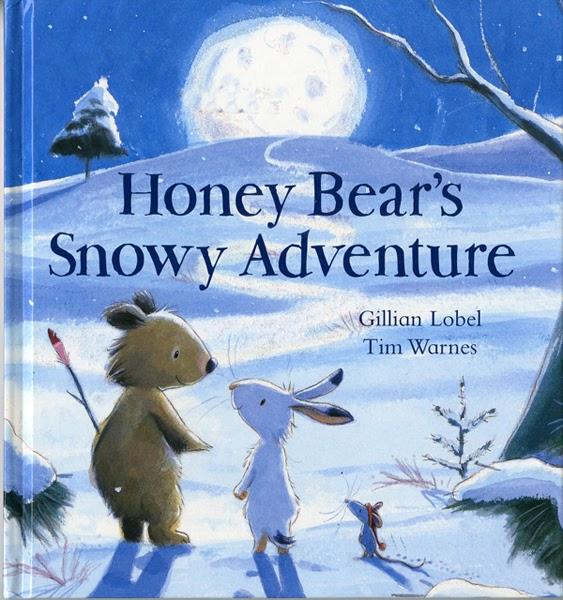 read me a story honey bear 39 s snowy adventure. Black Bedroom Furniture Sets. Home Design Ideas