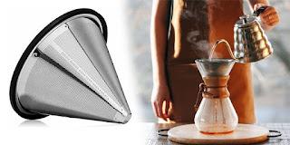 filtre kahve makinesiz yapılır mı, makinesiz filtre kahve yapımı, KahveKafeNet
