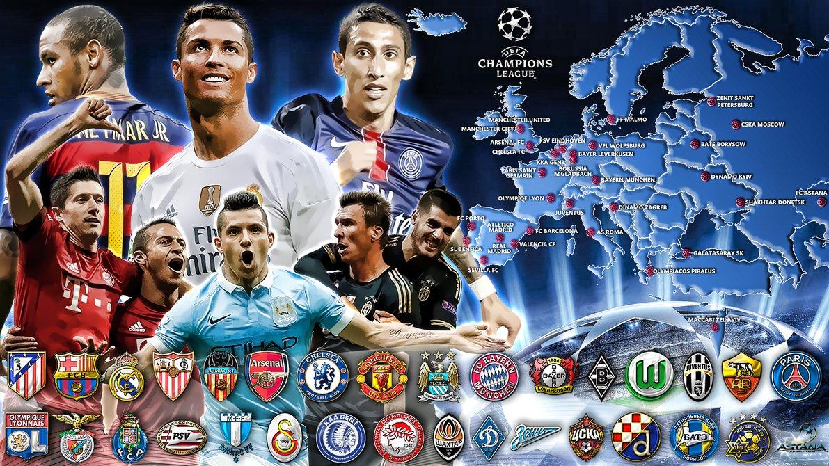 Origen UEFA Champions League
