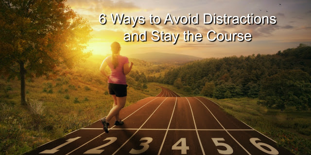 6 Ways to Stay in the Race - Hebrews 12:1-3