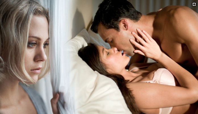 Do cheating wives leave their husbands