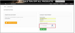 PrestaShop Google reCaptcha- Prevent your Store from Spam and Abuse | Knowband
