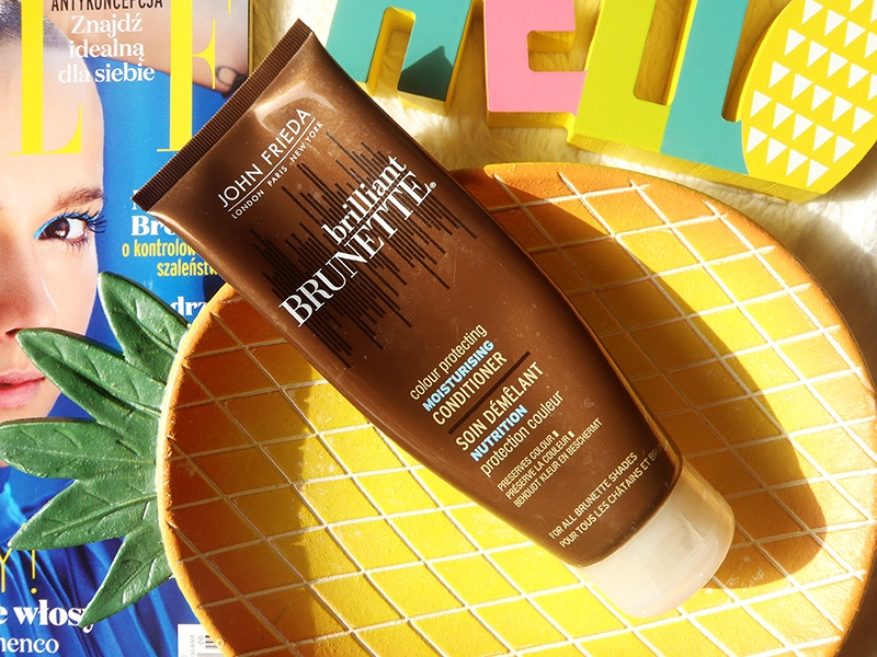 John Frieda Brillant Brunette conditioner