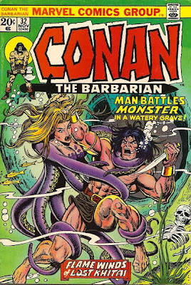Conan the Barbarian #32