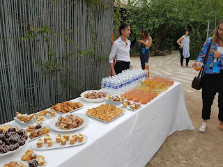 Catering Evento Mobile Labs Madrid