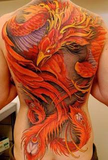Resultado de imagen para fenix tattoo
